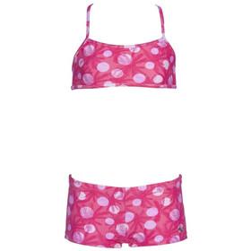arena Tropical Summer Top Meisjes, roze